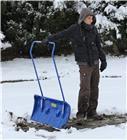 Traineau à neige 820x420 en polypropylène