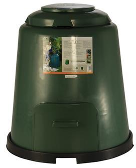Thermo-composteur 280 litres avec aération réglable