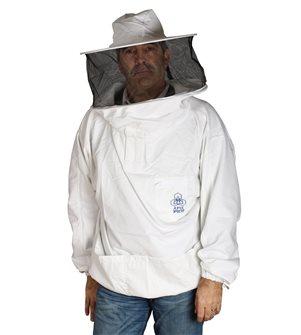Veste pour apiculteur taille XXL avec chapeau et voile