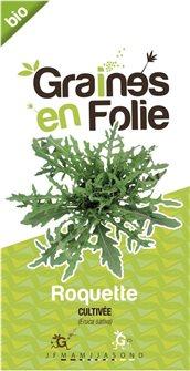 Roquette cultivée AB Bio