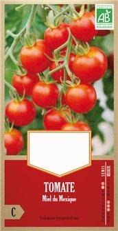 Tomate miel du Mexique AB Bio