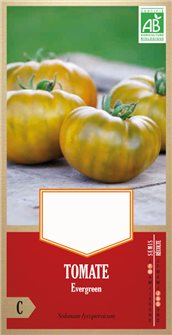Graines de tomate Evergreen AB