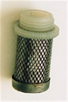 Filtre inox 20/27 pour crépine