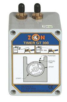 Interrupteur horaire pour épouvantail / effaroucheur électronique à gaz